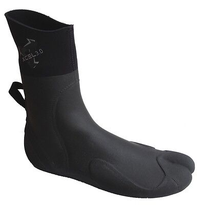 Xcel 3mm Infiniti Comp Dipped Wetsuit Boots NEW Sale