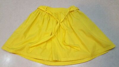 Country Road Size 10 Girls Skirt Yellow