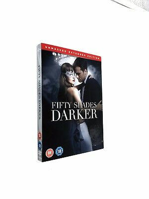 Fifty (50) Shades Darker [DVD] new and sealed