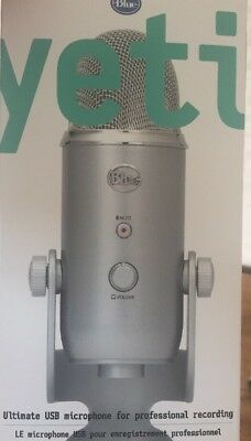 blue yeti microphone instructions
