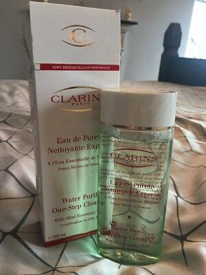 Clarins Paris - Water Purify One-step Cleanser - New Sealed