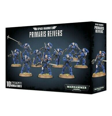 Space Marines Primaris Reivers Games Workshop Warhammer 40,000 Brand New