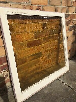 Antique Vintage Stained Window Glass
