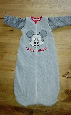 Schlafsack 100 cm Mickey Mouse
