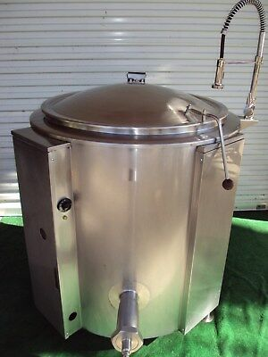 Greon Ee80 Electric Steam Jacketed Kettle Ee80