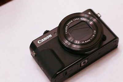 Canon PowerShot G7 X Mark II Digital Camera NEW - NO BOX
