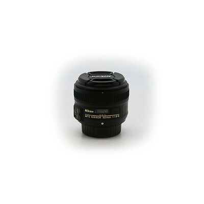 Nikon AF-S NIKKOR 50mm f/1.8G Lens, Free UK Delivery