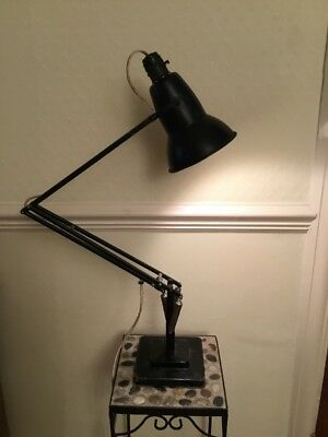 Vintage Herbert Terry Two Step Angle Poise Lamp