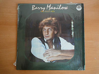 Vinyl LP. Barry Manilow. Greatest Hits (Rodven, 1984)