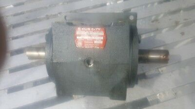 Didde Web Press Gearbox #723- 700 Hub City 221 00266 218 1/1.5