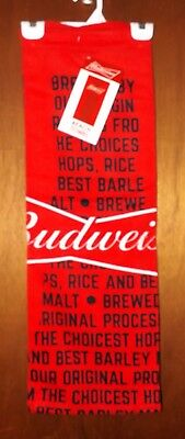 Budweiser Beach Towel - New