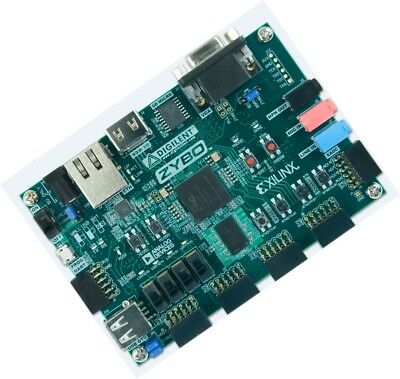 Digilent 410-279P-Kit Dev Board, Xc7Z010 Zybo Cortex-A9+Fpga