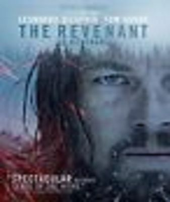 The Revenant (Blu-ray Disc, 2016)  - no slipcovers