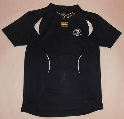 vintage leinster ireland canterbury rugby shirt. Black Bedroom Furniture Sets. Home Design Ideas