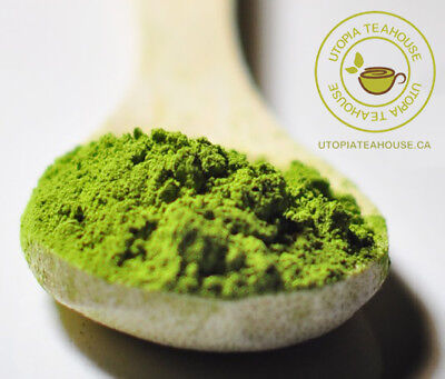 Ceremonial Top Grade Organic MATCHA Green Tea Powder - 100g to 400g packages