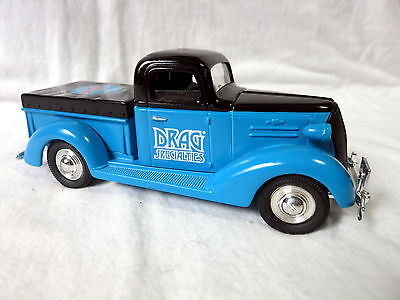 Drag Specialties 1937 Chevy Pickup 1:25 Die Cast Bank Model, 25th Anniversary