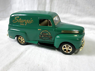 Liberty Classics 1948 Ford Panel Delivery Die Cast Bank Model, Sturgis, 68007