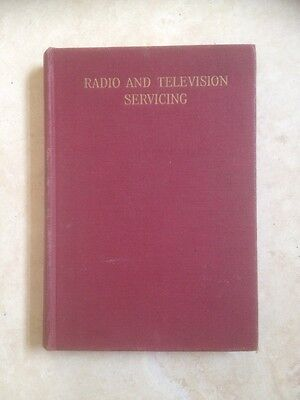 Radio And Television Servicing Book 1966 - 1967 Models Harris Ferrier&Wainright
