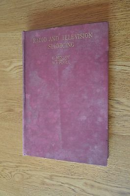 Radio And Television Servicing 1956 - 1957 Models Molloy Hawker Poole