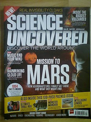 Science Uncovered issue 05 April 2014