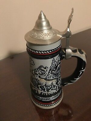 Beer Stein AVON LIMITED EDITION 002115 made in BRAZIL Mug NEW