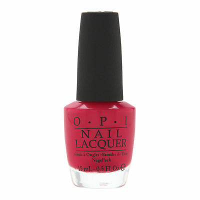 OPI Nail Lacquer Classics Collection NLL54 - California Raspberry Brand New