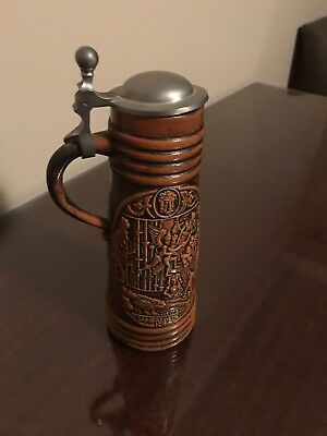 Beer Stein VERY SPECIAL  LIMITED EDITION GERZ MADE IN GERMANY Mug NEW