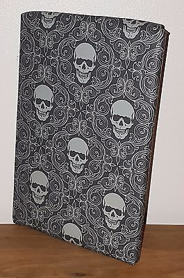 2  Sheets of Exclusive Sugar Skulls Wrapping Paper, day of the dead (option 1)