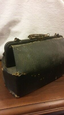 vintage doctors medical bag