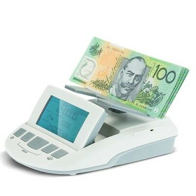 Digital Money Note Australian Coin Counting Machine Banknote