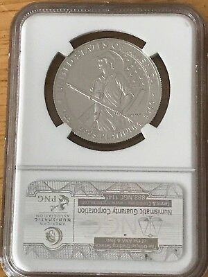 2012 W Eagle Proof $100 NGC PF 70 Ultra Cameo No Reserve!