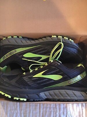 Men's Brooks Ghost 9 gore-tex running shoes size 11