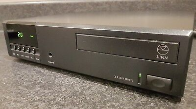 Linn Classik Amplifier CD Player Tuner (Black) K230