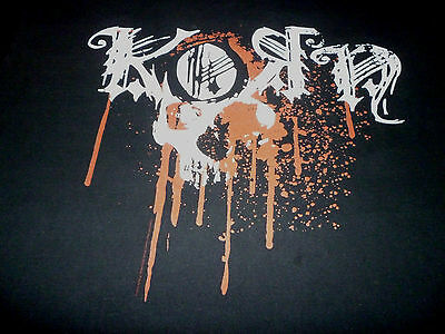 Korn Shirt ( Used Size XL ) Good Condition!!!
