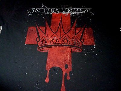 In This Moment Shirt ( Used Size L ) Very Good Condition!!!