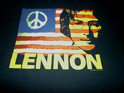 John Lennon Shirt ( Used Size L ) Good Condition!!!