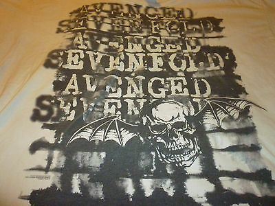 Avenged Sevenfold Shirt ( Used Size 2XL ) Good Condition!!!