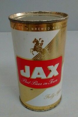 Jax Flat Top Beer Can - New Orleans