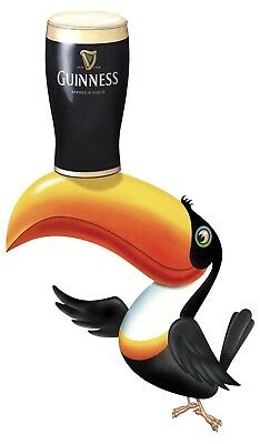 Guinness Toucan Flag 150 Cm X 90 Cm