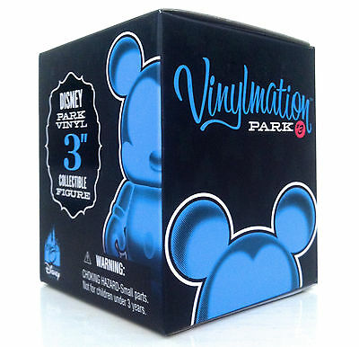 """Disney Vinylmation 3"""" Park 3 Series Sealed Blind Box Chaser? Toy Collectible Nib"""