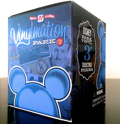 """Disney Vinylmation 3"""" Park 8 Series Sealed Blind Box Chaser/variant? Collectible"""