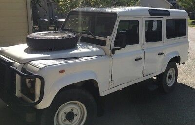 1980 Land Rover Defender 110 1986 LHD Land Rover 110 / Defender Tagged and Titled in Florida