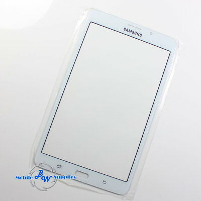Replacement Front Outer Screen Glass For Samsung Galaxy Tab A 7.0 LTE T285 White