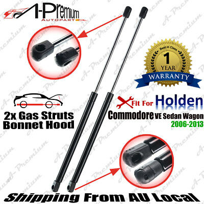 A-Premium Brand New Bonnet Gas Struts for Holden Commodore VE Model 06-13 A Pair