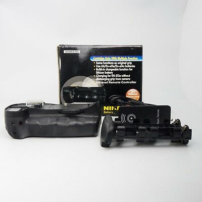 For Nikon MB-D10 Battery Grip for Nikon D300, D300S, D700