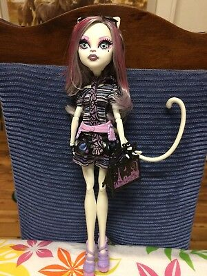 Monster High - Scaris City Of Frights - Catrine Demew Doll