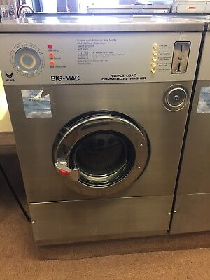 """IPSO Front Load Washer Triple Load  Coin Op """"BLOW OUT PRICE SALE""""  $385.00 each"""