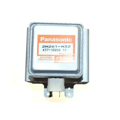 1pc 2M261-M32 PANASONIC Microwave Oven Magnetron Good Condition Freeship