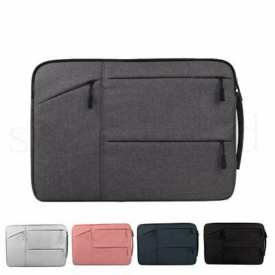 Laptop Sleeve Case Carry Bag For Macbook Air/Pro Lenovo Dell ASUS 11 13 15 inch