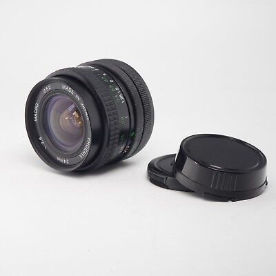 Phoenix 24mm f/2.8 Macro Lens for Canon FD